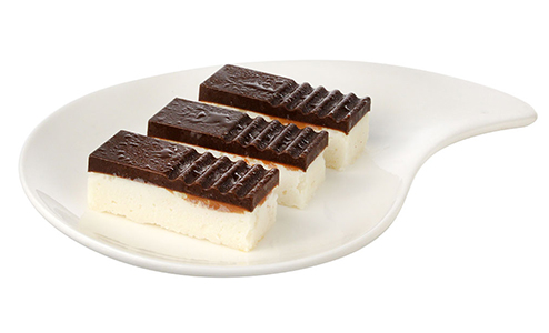 דואט ממתק שוקולד וקוקוס